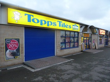 Topps Tiles Launceston