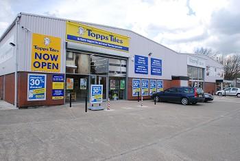 Topps Tiles Leeds