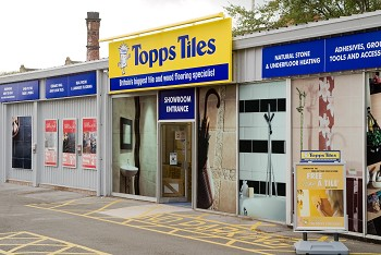 Topps Tiles Long Eaton