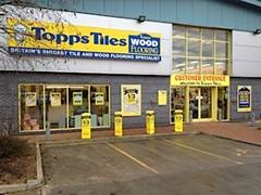Topps Tiles Mansfield