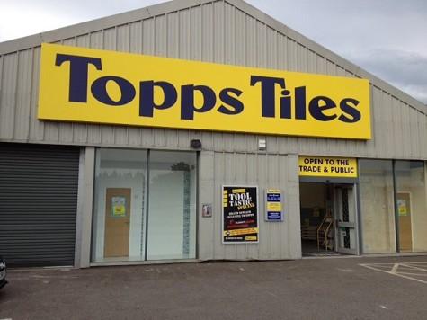 Topps Tiles Millbrook