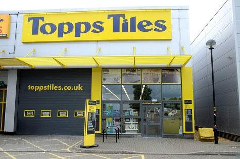 Topps Tiles Milton Keynes