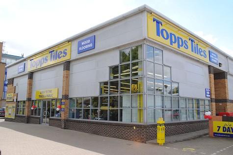 Topps Tiles Mitcham