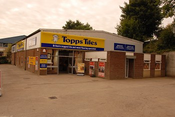Topps Tiles Sheffield
