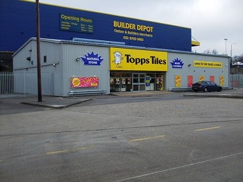 Topps Tiles New Southgate