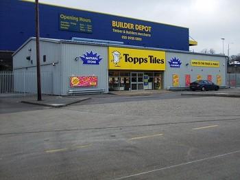 Topps Tiles New Southgate