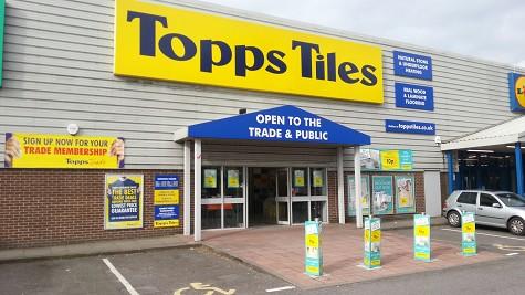 Topps Tiles Newbury