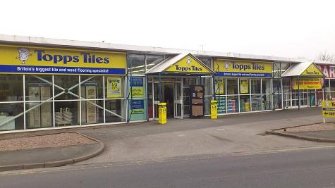 Topps Tiles Newcastle