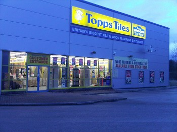 Topps Tiles Northwich