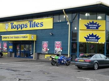 Topps Tiles Norwich