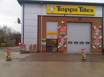 Topps Tiles Nantwich