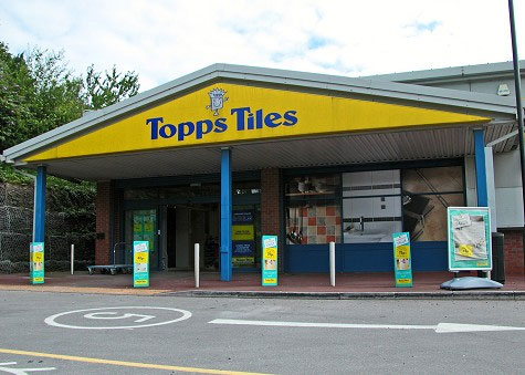 Topps Tiles Neath