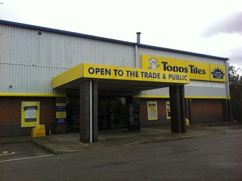 Topps Tiles Newark