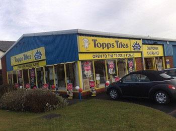 Topps Tiles Ormskirk