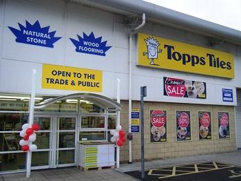 Topps Tiles Portsmouth