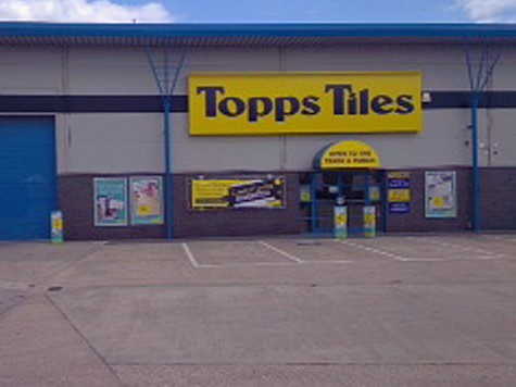 Topps Tiles Peterborough Boongate
