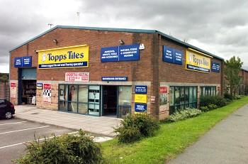 Topps Tiles Plymouth