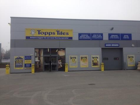 Topps Tiles Ruislip