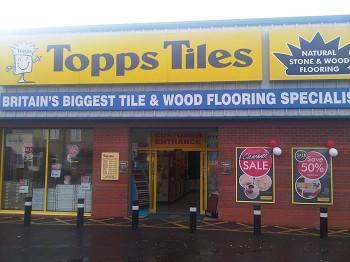 Topps Tiles Rhyl