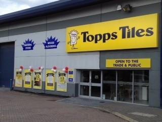 Topps Tiles Sittingbourne