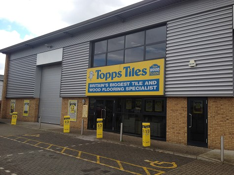 Topps Tiles Slough
