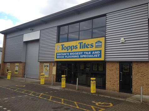 Topps Tiles Slough