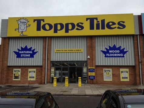 Topps Tiles Southall