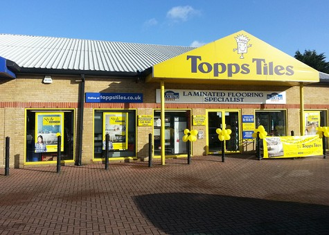 Topps Tiles Southend