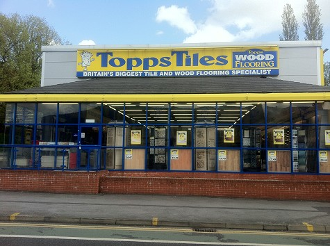 Topps Tiles Stockport