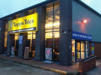 Topps Tiles Swansea