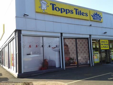 Topps Tiles Sighthill