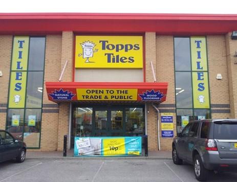 Topps Tiles Stockton