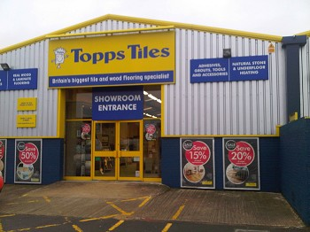 Topps Tiles Swindon