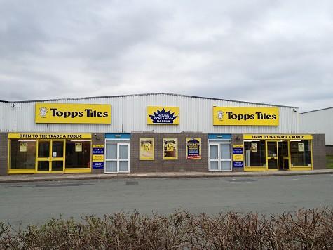 Topps Tiles Telford