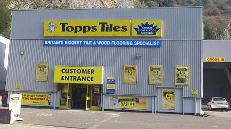 Topps Tiles Torquay