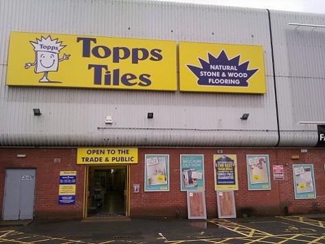 Topps Tiles Wakefield