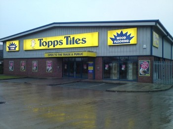 Topps Tiles Warrington