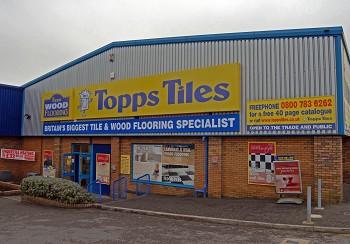 Topps Tiles Watford