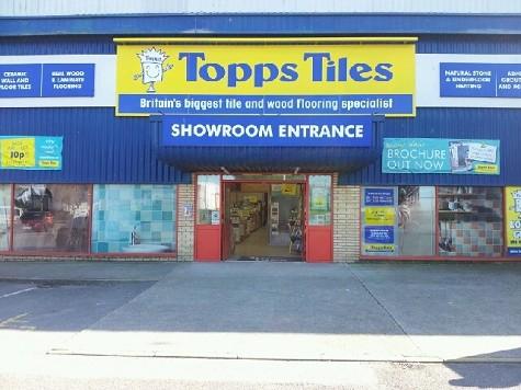 Topps Tiles Weston