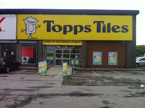 Topps Tiles Wigan