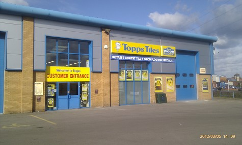 Topps Tiles Wellingborough
