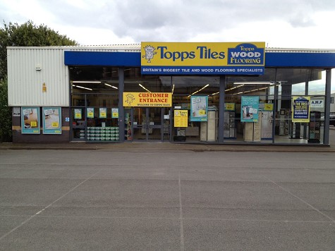 Topps Tiles West Bromwich