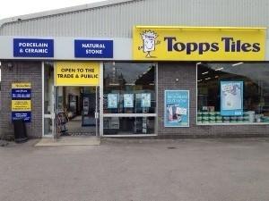 Topps Tiles Yeovil