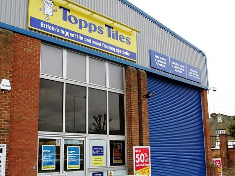 Topps Tiles Brentford