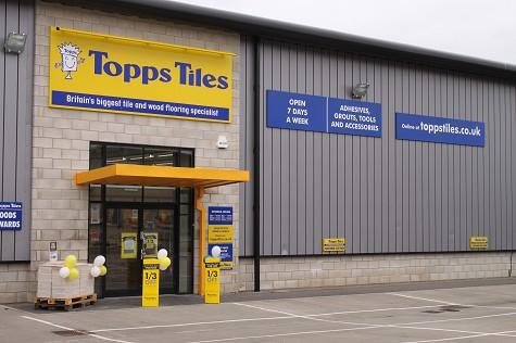 Topps Tiles Evesham