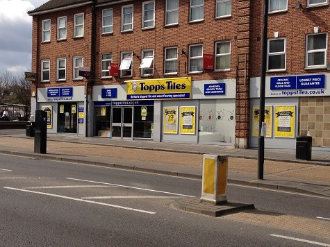 Topps Tiles Harrow