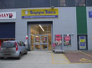 Topps Tiles Hemel Hempstead