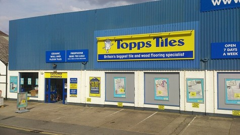 Topps Tiles Oxford Botley