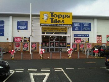 Topps Tiles Haverfordwest