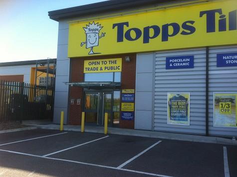 Topps Tiles Buckingham